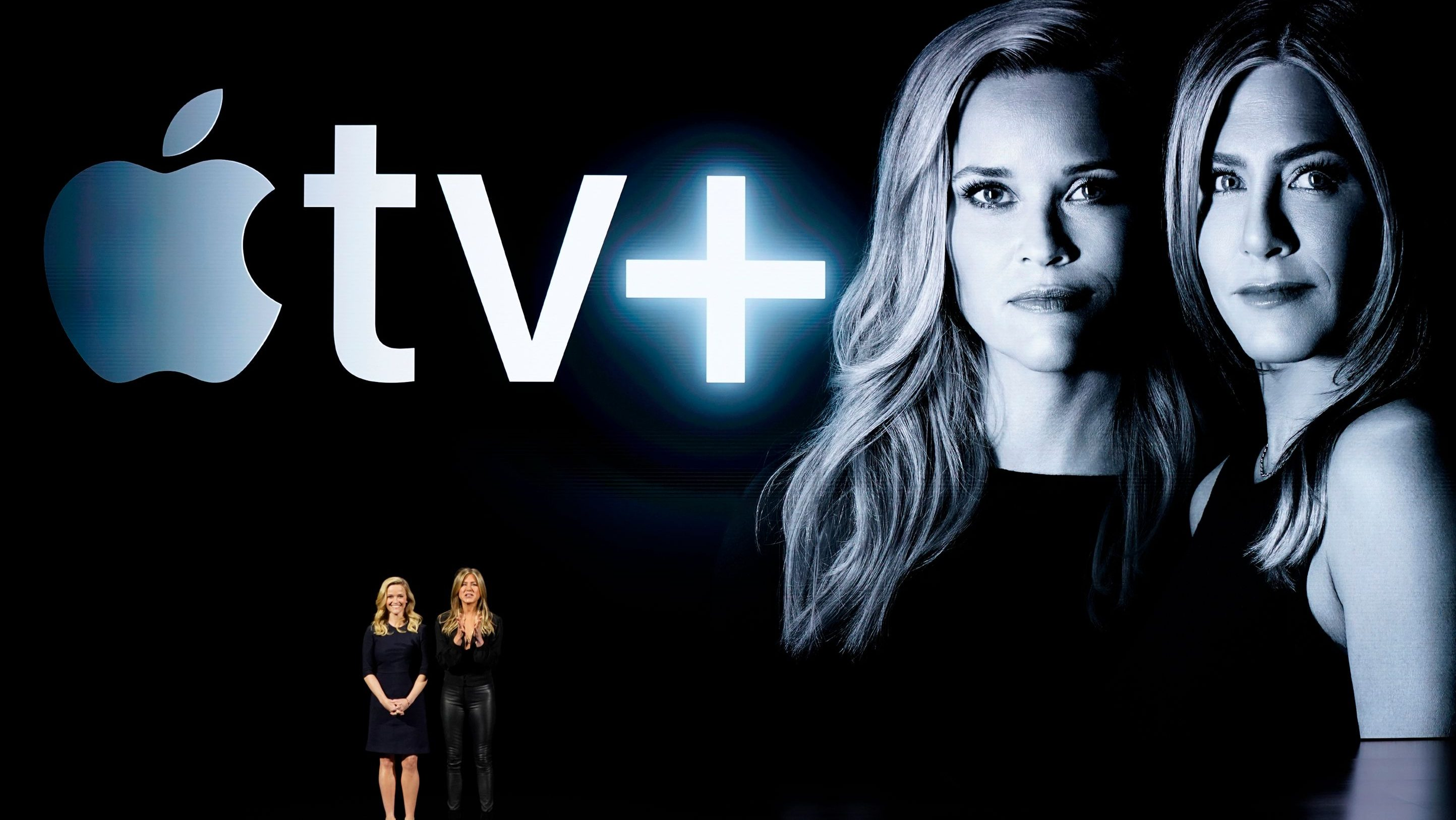 apple tv+ streaming reese witherspoon jennifer aniston