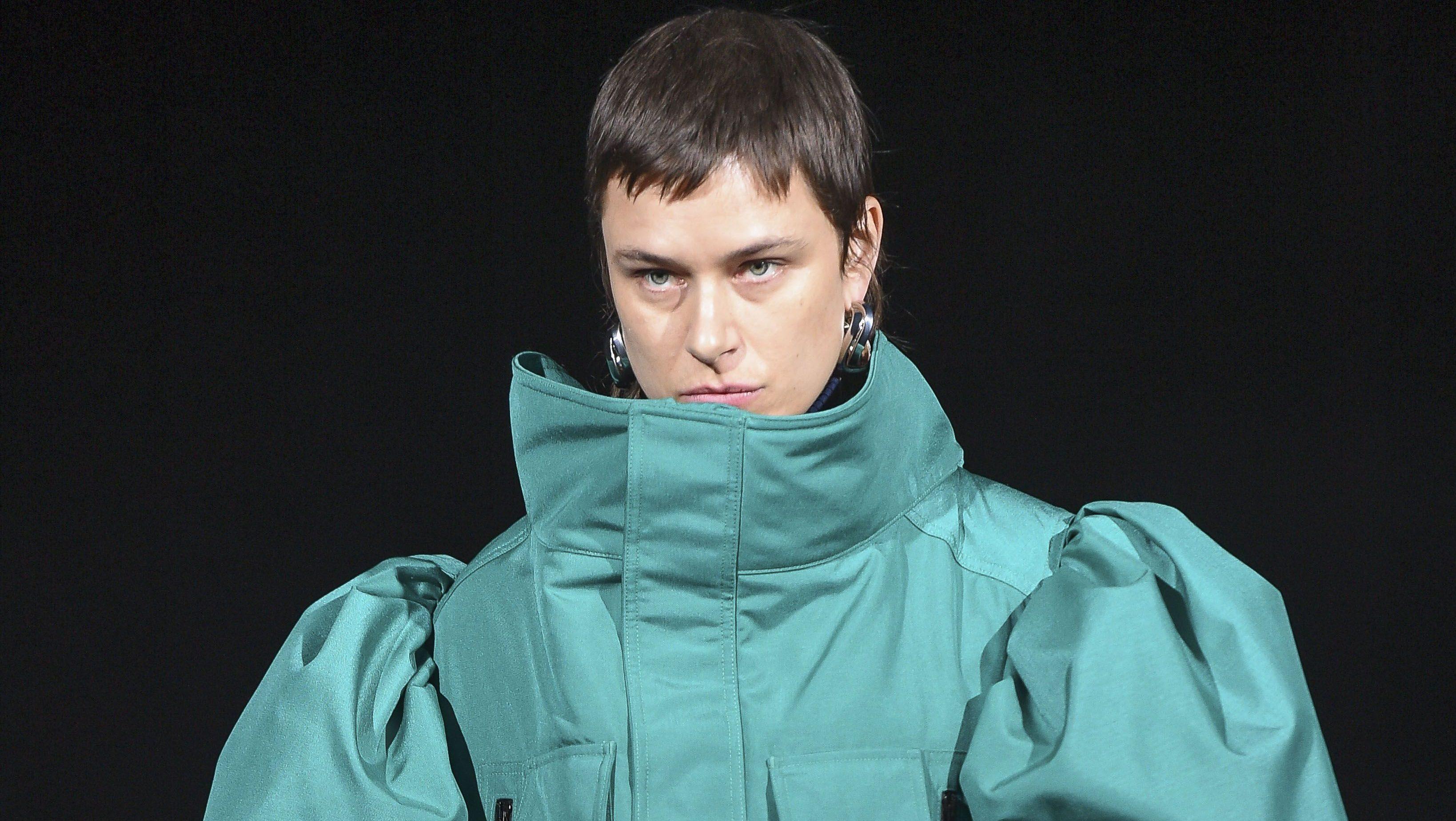 Balenciaga's parkas and puffers are Demna Gvasalia's real fashion innovation
