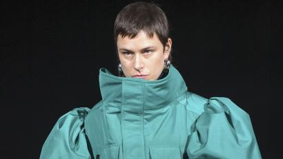 54f118ac0dd To understand what makes Balenciaga a true fashion innovator, look at its  parkas