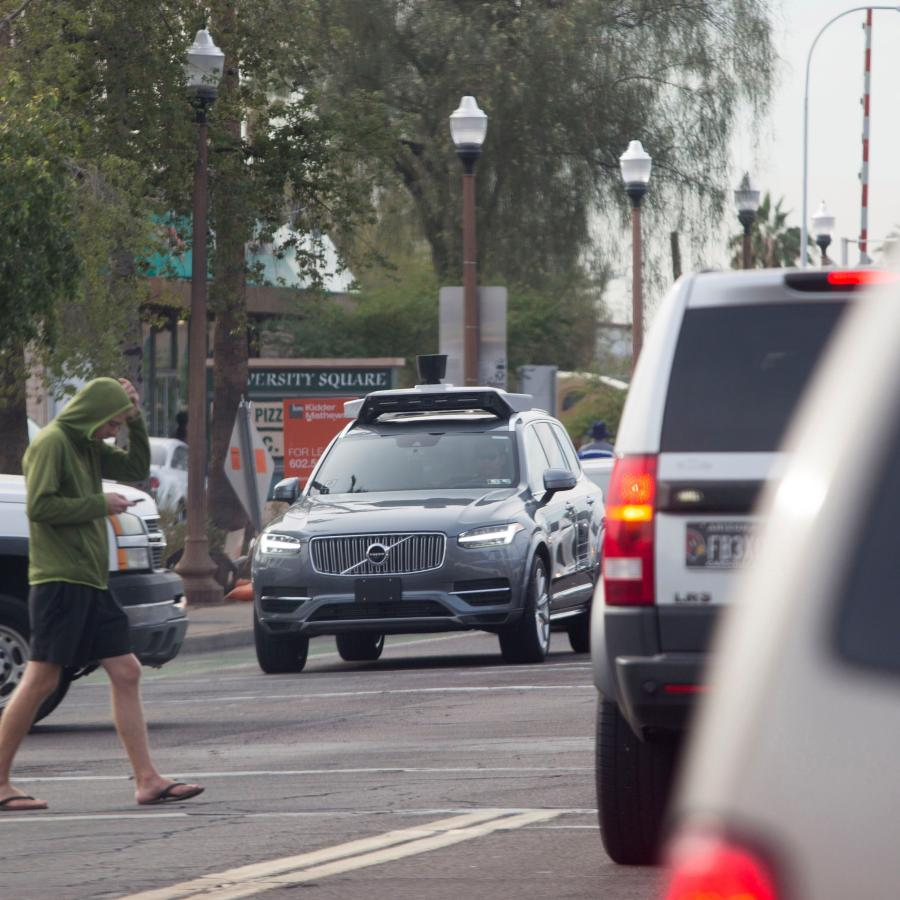 Uber not criminally liable in Tempe self-driving car death