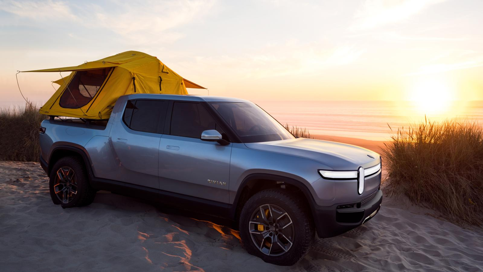 For 500 Million Rivian Will Teach Ford How To Make Electric Vehicles