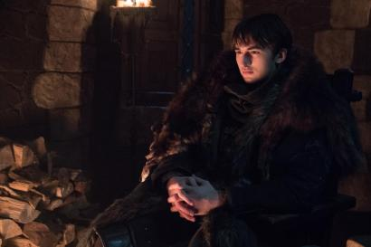 What Bran's stares mean in the