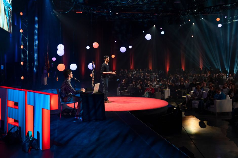 AlterEgo at TED