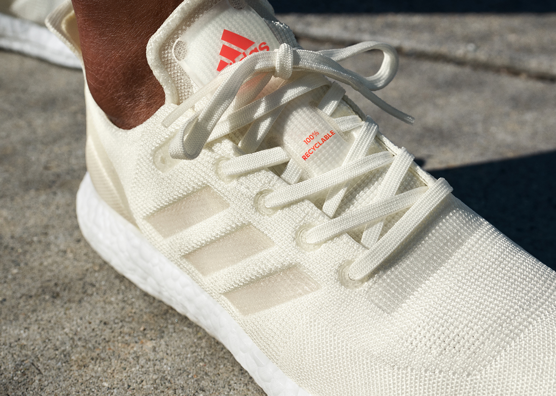 Adidas's Futurecraft.Loop is a zero waste, sustainable