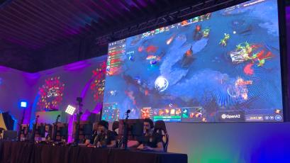 """The pro """"Dota 2"""" team OG falls to OpenAI's artificial-intelligence software."""