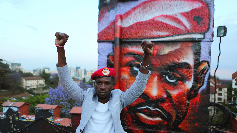 Bobi Wine under house arrest in Uganda