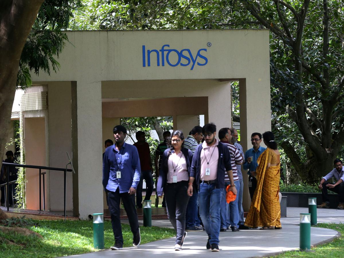 Infosys, TCS are Indian IT's top H-1B visa rejects — Quartz India