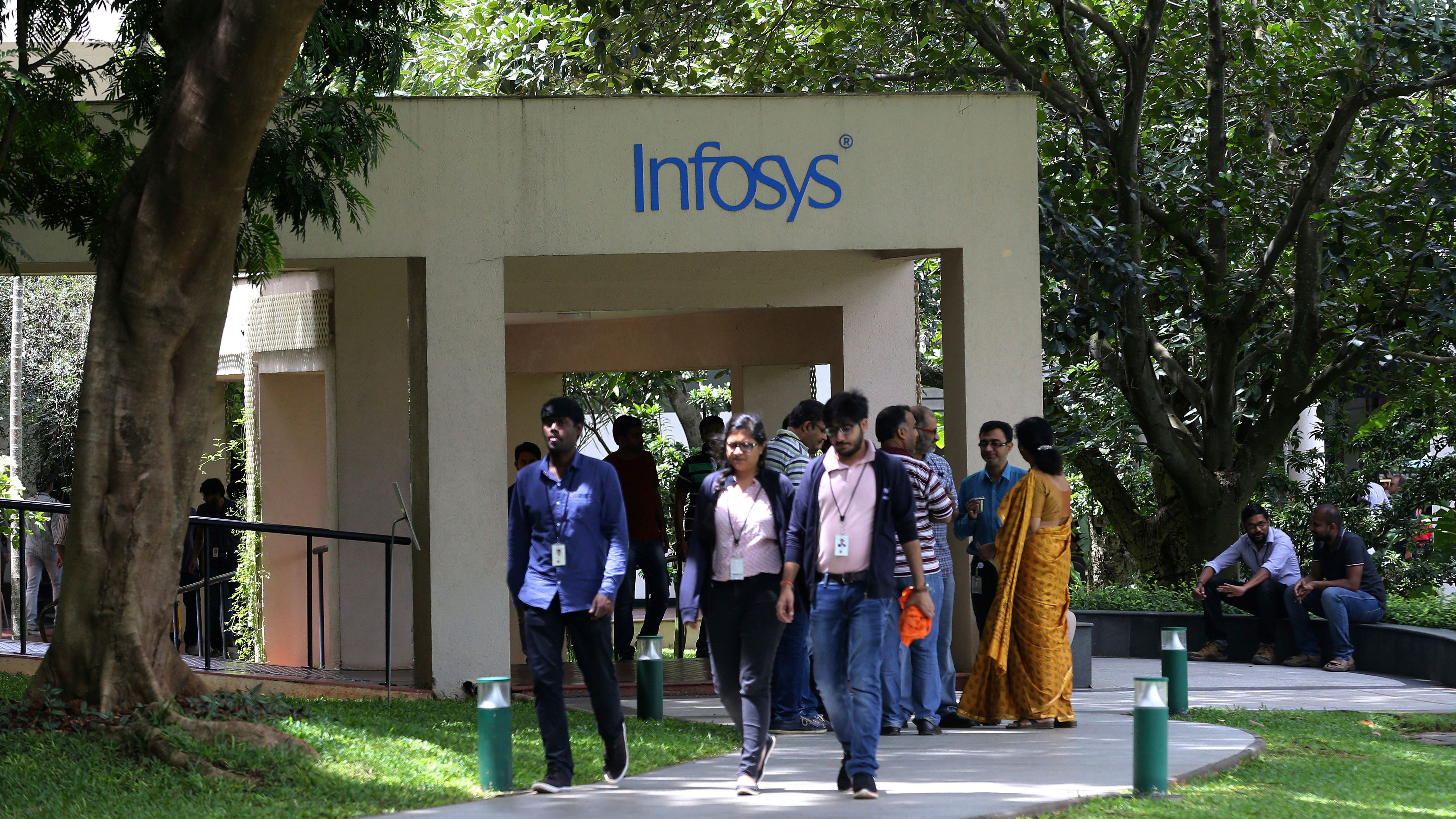 India Infosys CEO Resigns