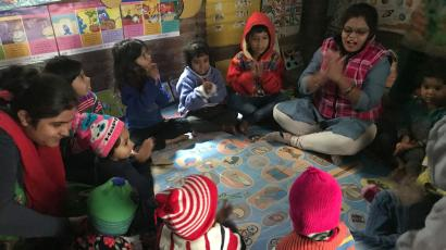 India's ICDS anganwadi system is a challenged but impressive effort