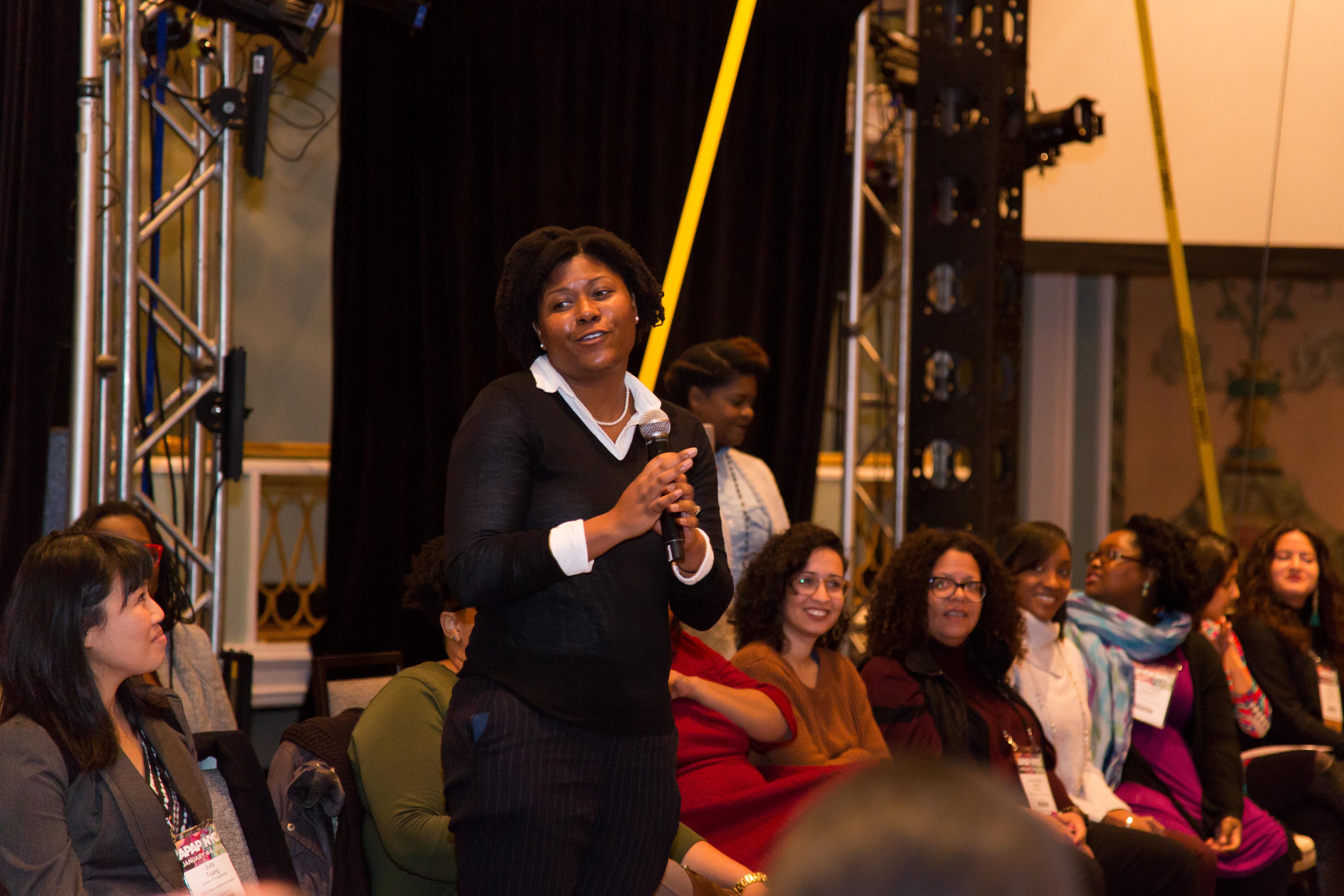 To help them succeed, minority women need tailored development programs