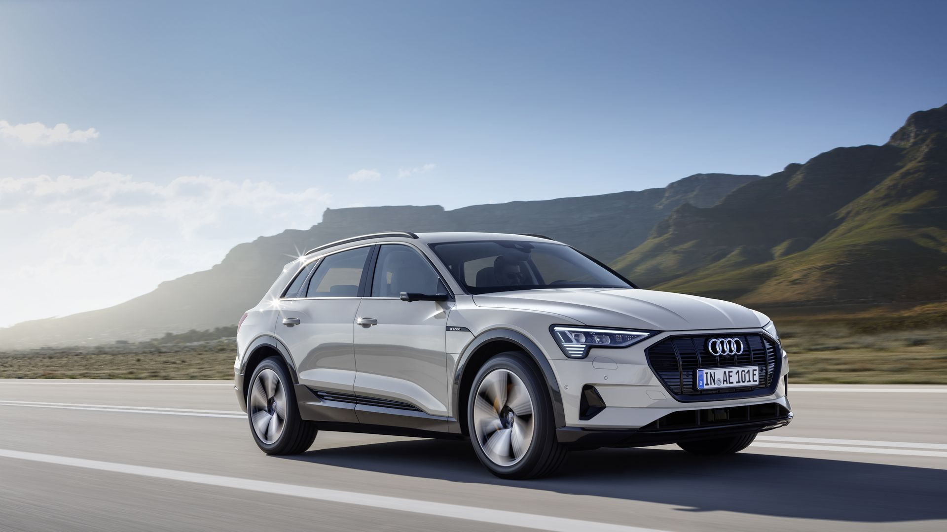 Audi e-tron's low range might be down to inefficient battery