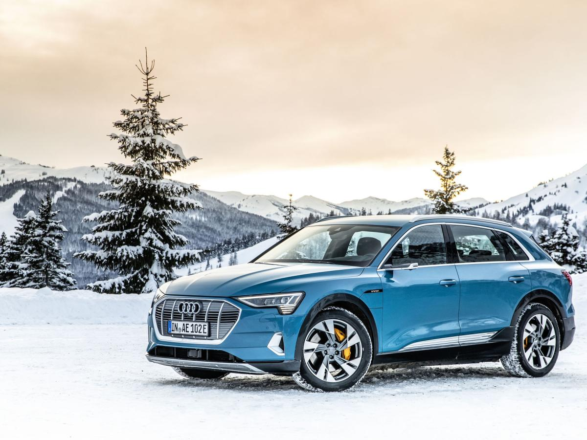 Audi E Trons Low Range Might Be Down To Inefficient Battery Use