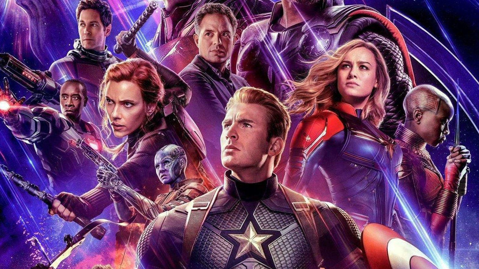 """Avengers: Endgame"" has to beat 38 movies to truly shatter box-office records"