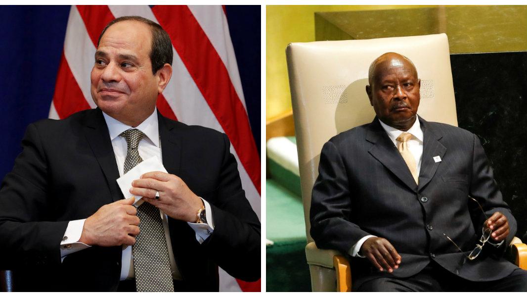Egypt's Sisi, Uganda's Museveni extend rule unlike Sudan, Algeria