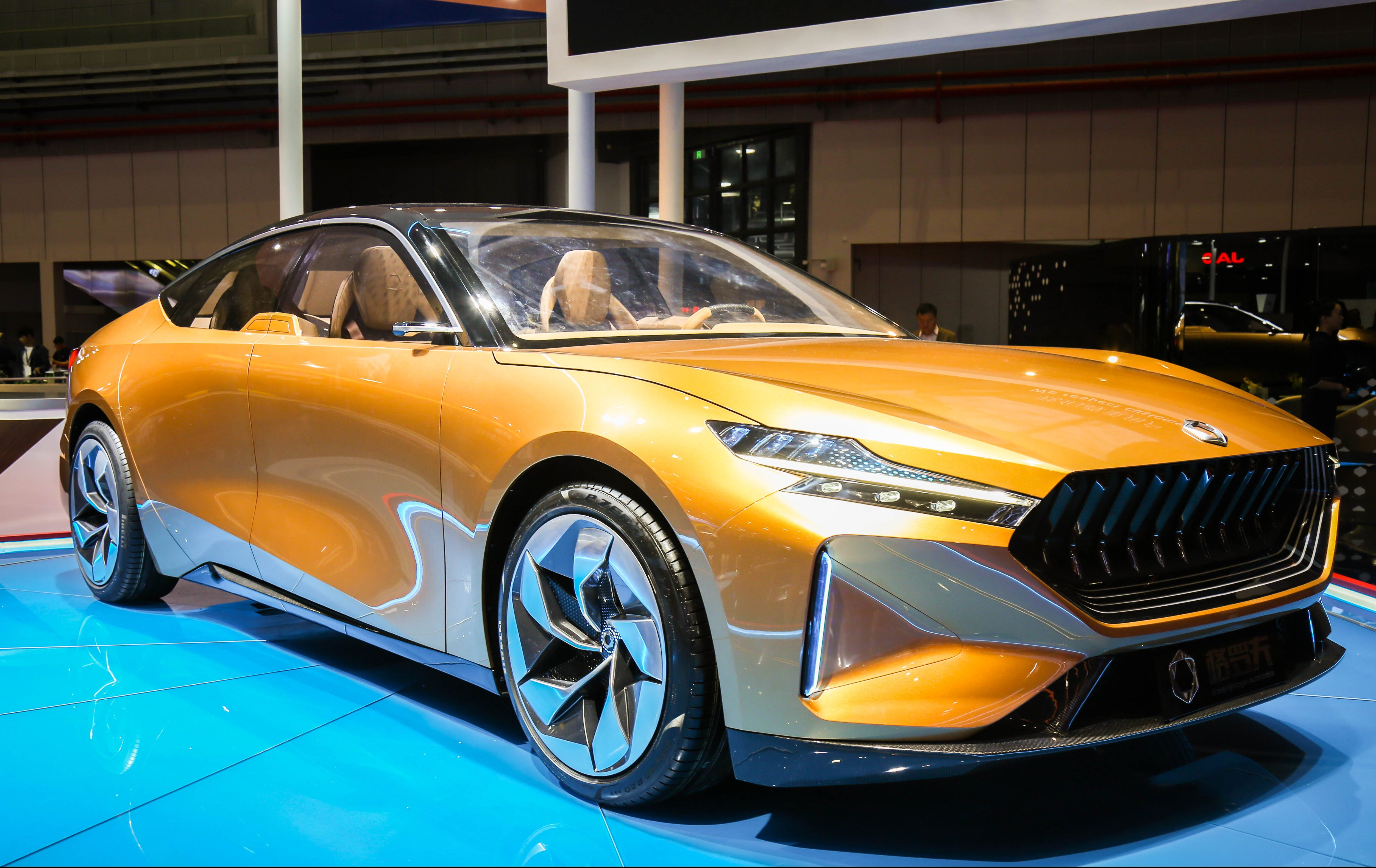 What Is A Fuel Cell >> China's Grove startup could become BYD of fuel-cell cars ...