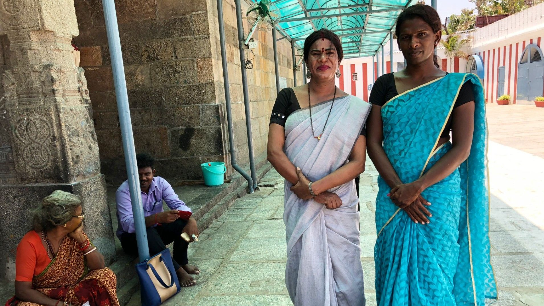 Tamil Nadu's first transgender woman candidate in election 2019