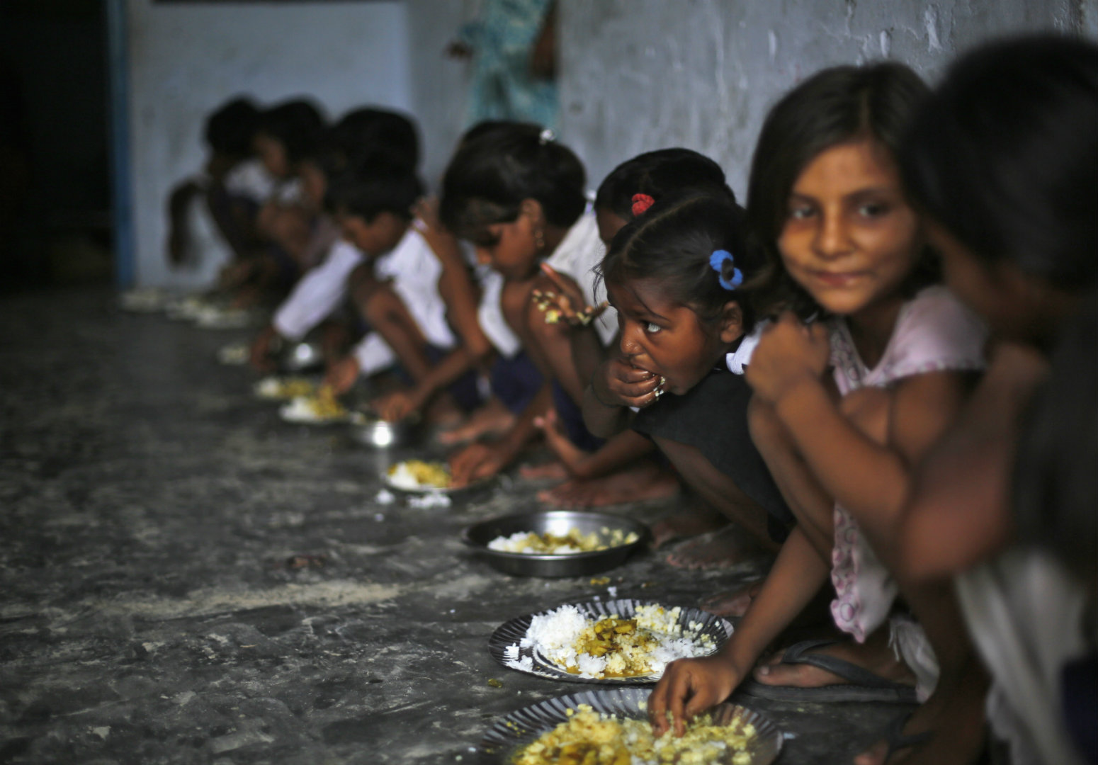 Food insecurity may be damaging Indian children's abilities