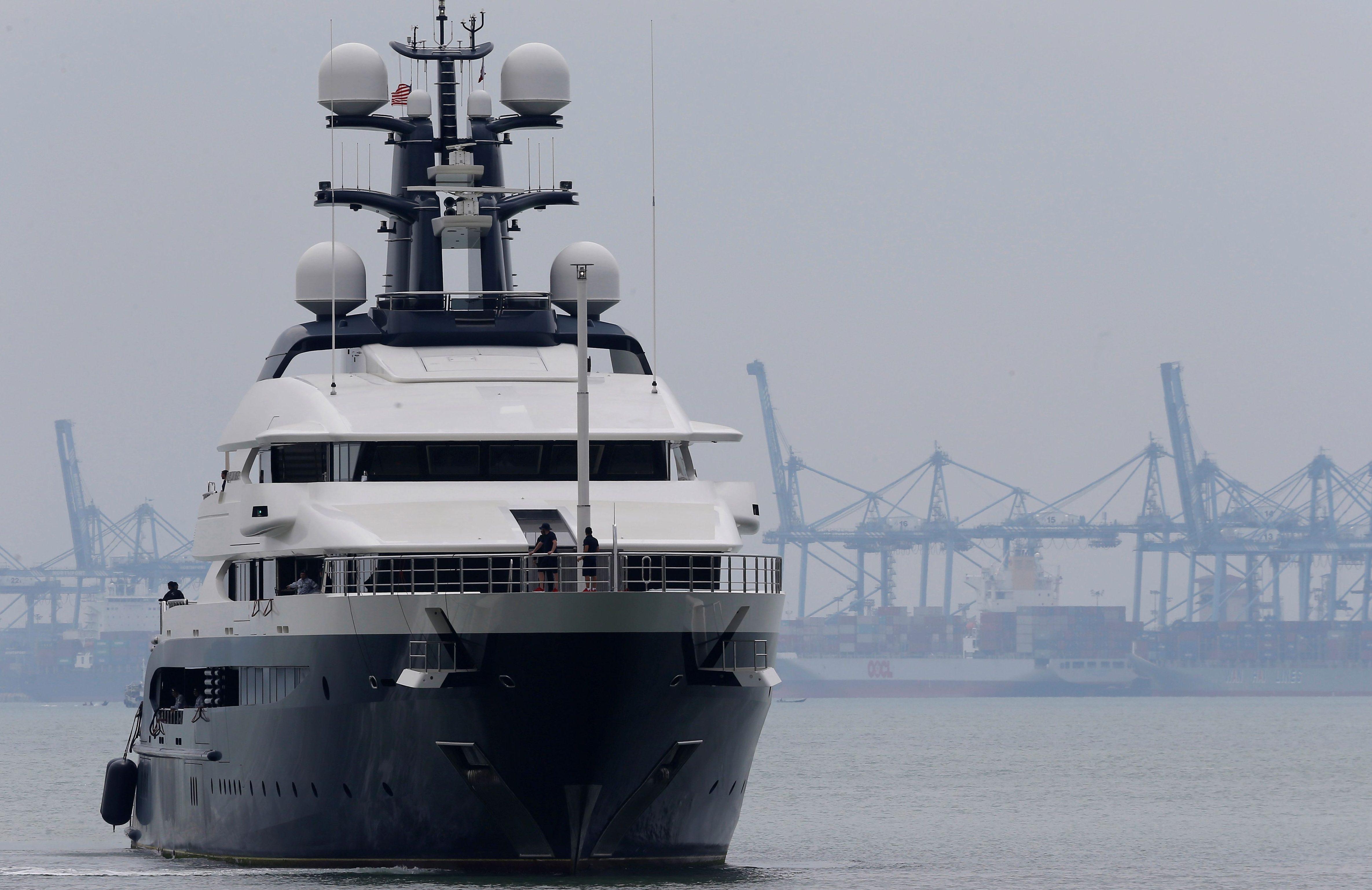 1mdb Malaysia Sells Equanimity Yacht Linked To Jho Low Quartz
