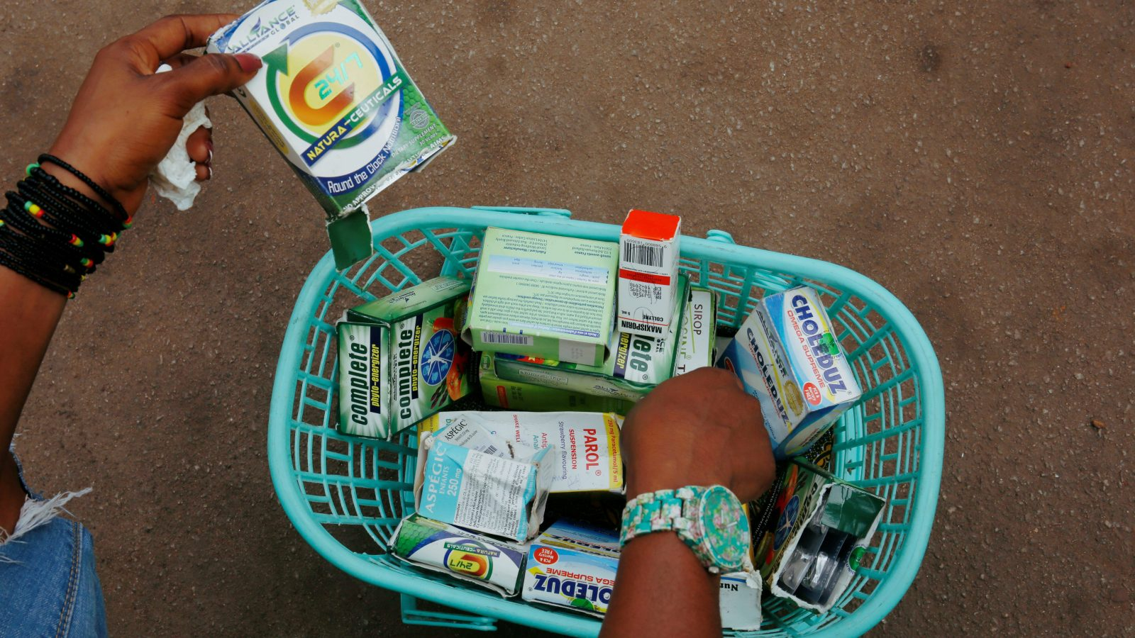 qz.com - Amindeh Blaise Atabong - African healthcare systems are in an arms race with a rising fake medicine problem