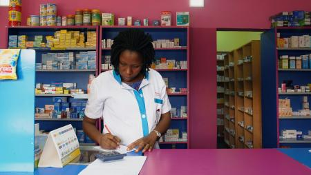 Africa's counterfeit drug problem being tackled by