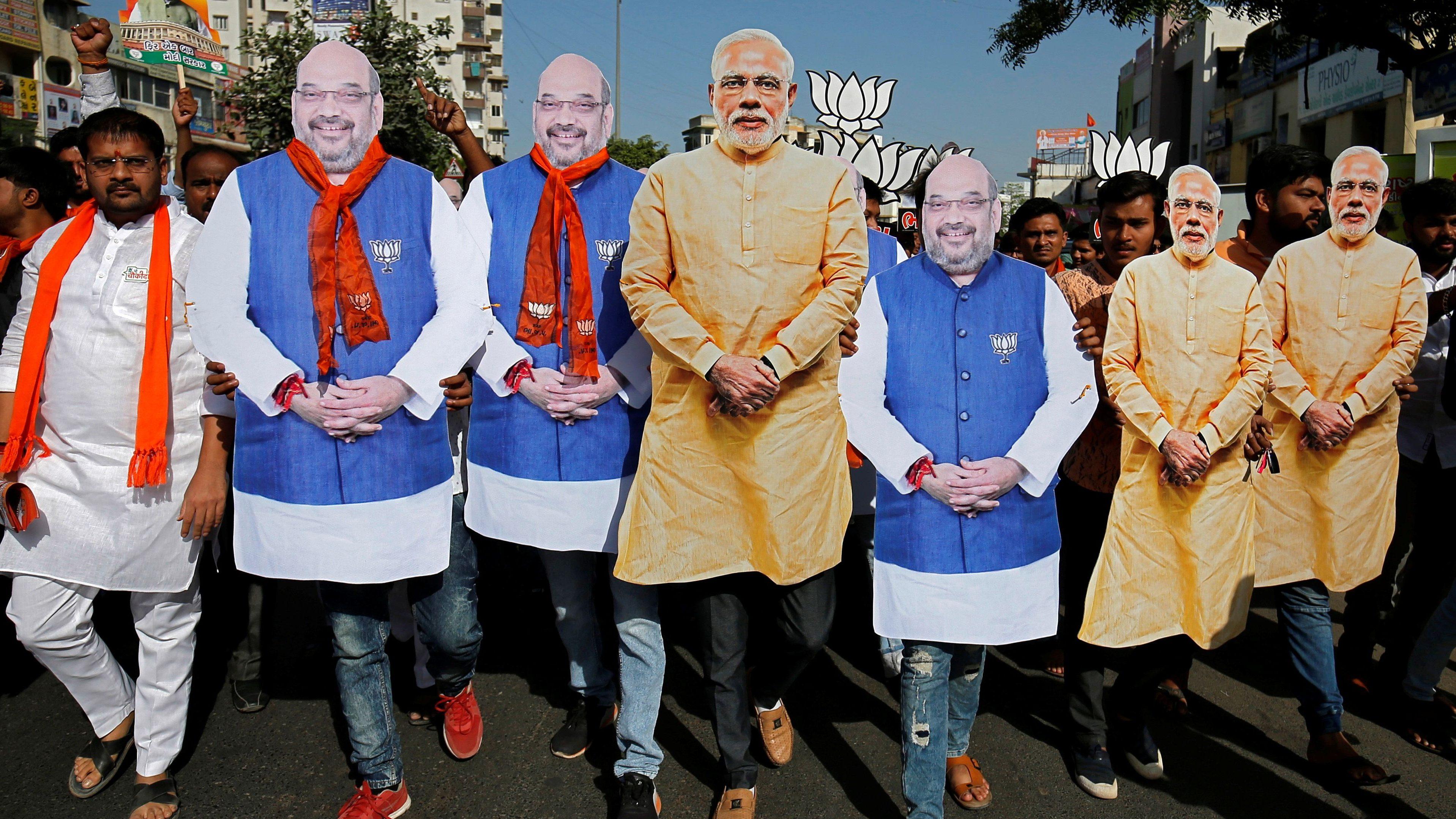 BJP threat to restrict Indian citizenship targets Muslims — Quartz India