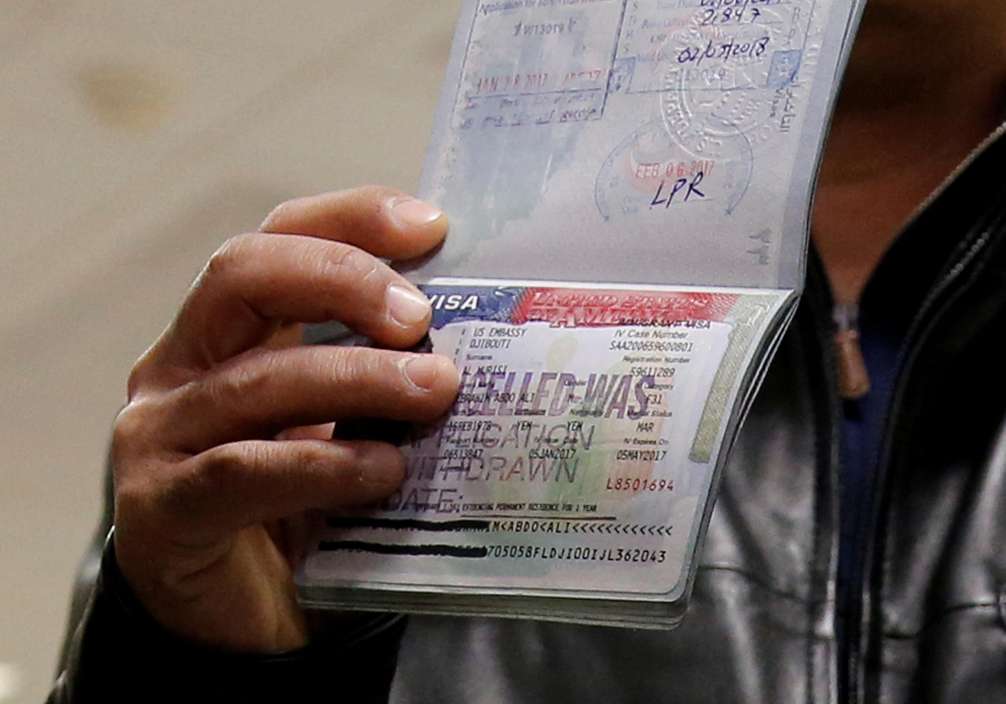 Trump immigration clampdown targets Nigeria, Liberia, Eritrea