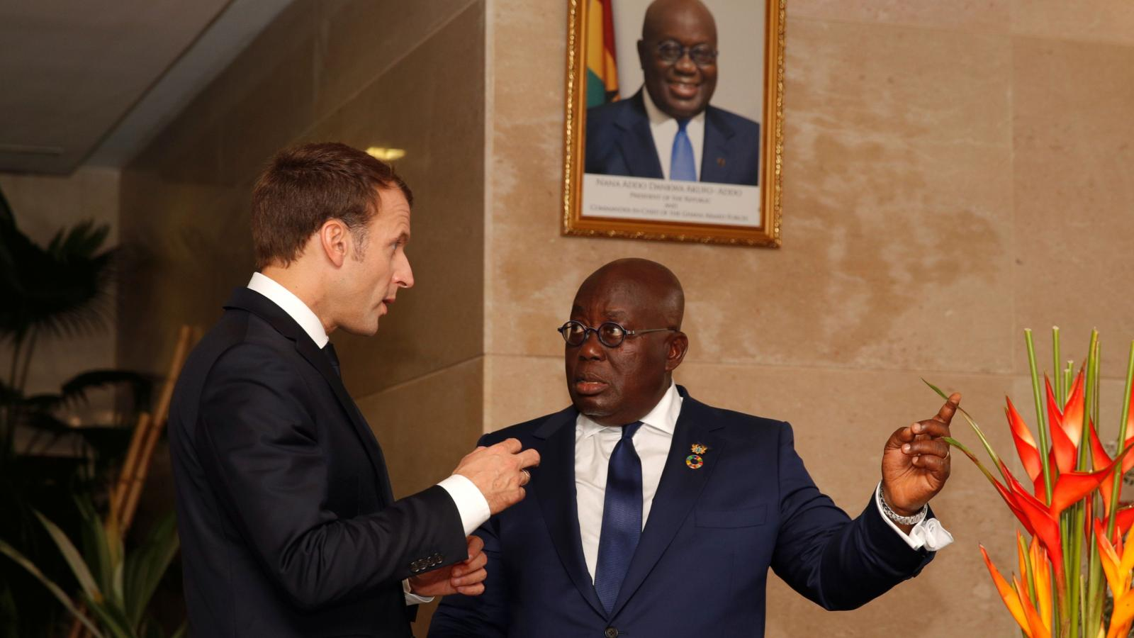 Ghana S President Wants French As A Second Language Quartz Africa