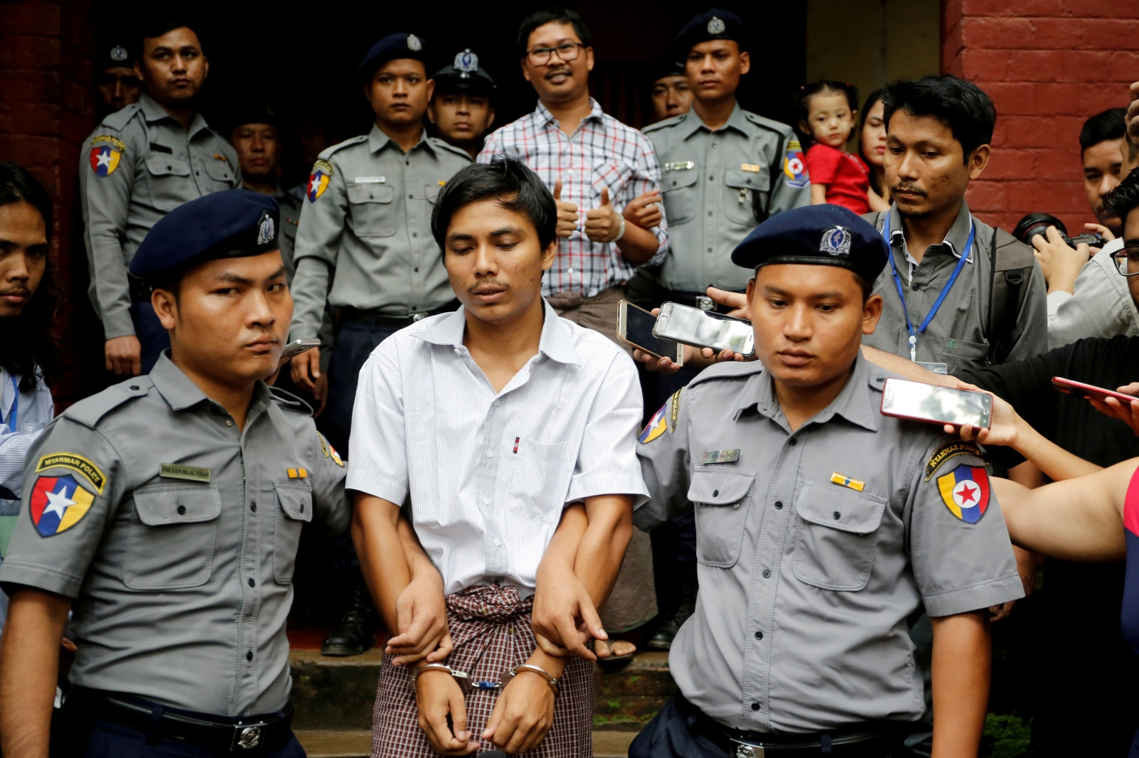 qz.com - Mary Hui - Myanmar won't free the Pulitzer Prize-winning journalists who uncovered a massacre
