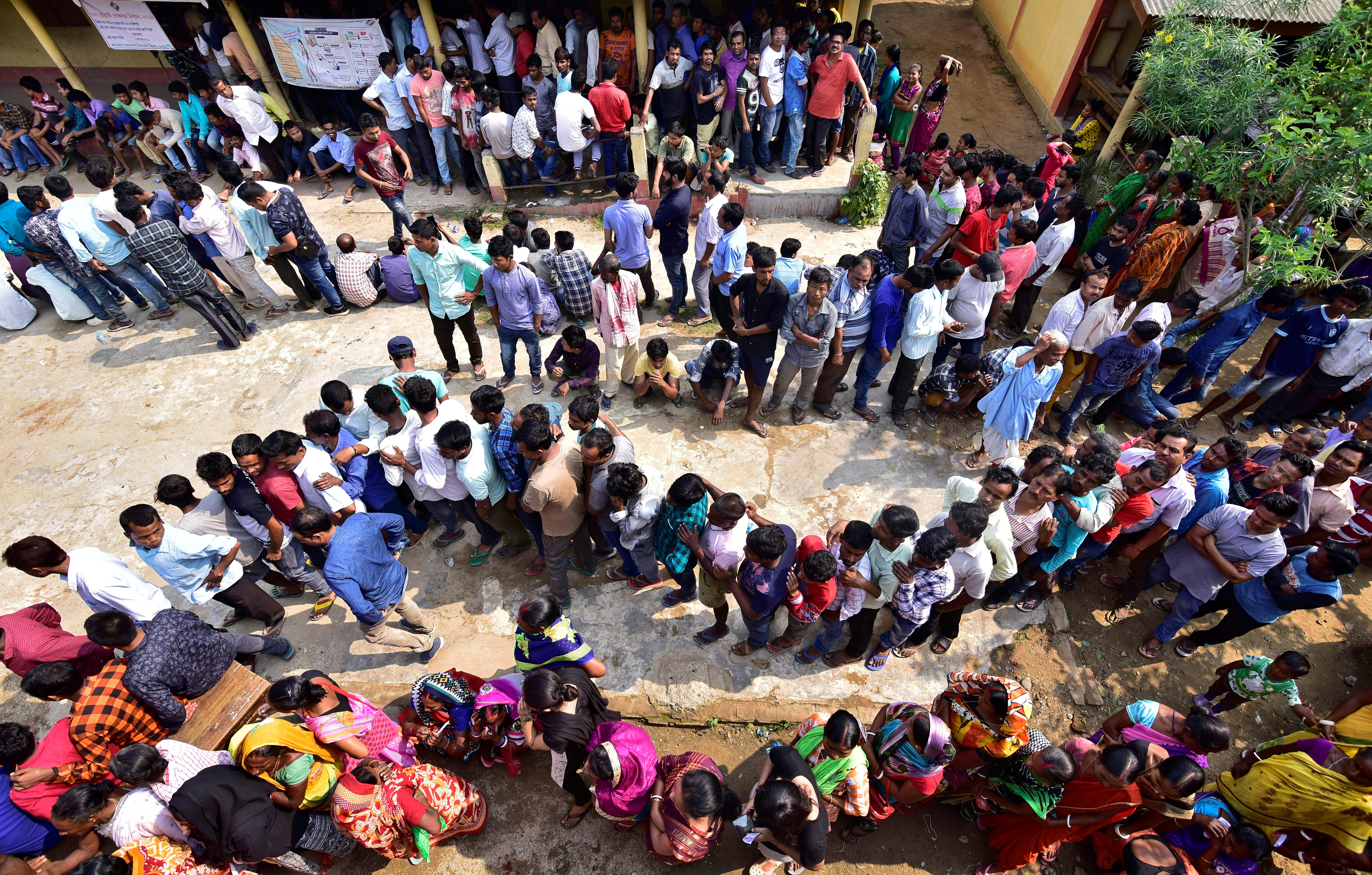 India election: Voters die in Kerala, West Bengal, Chhattisgarh