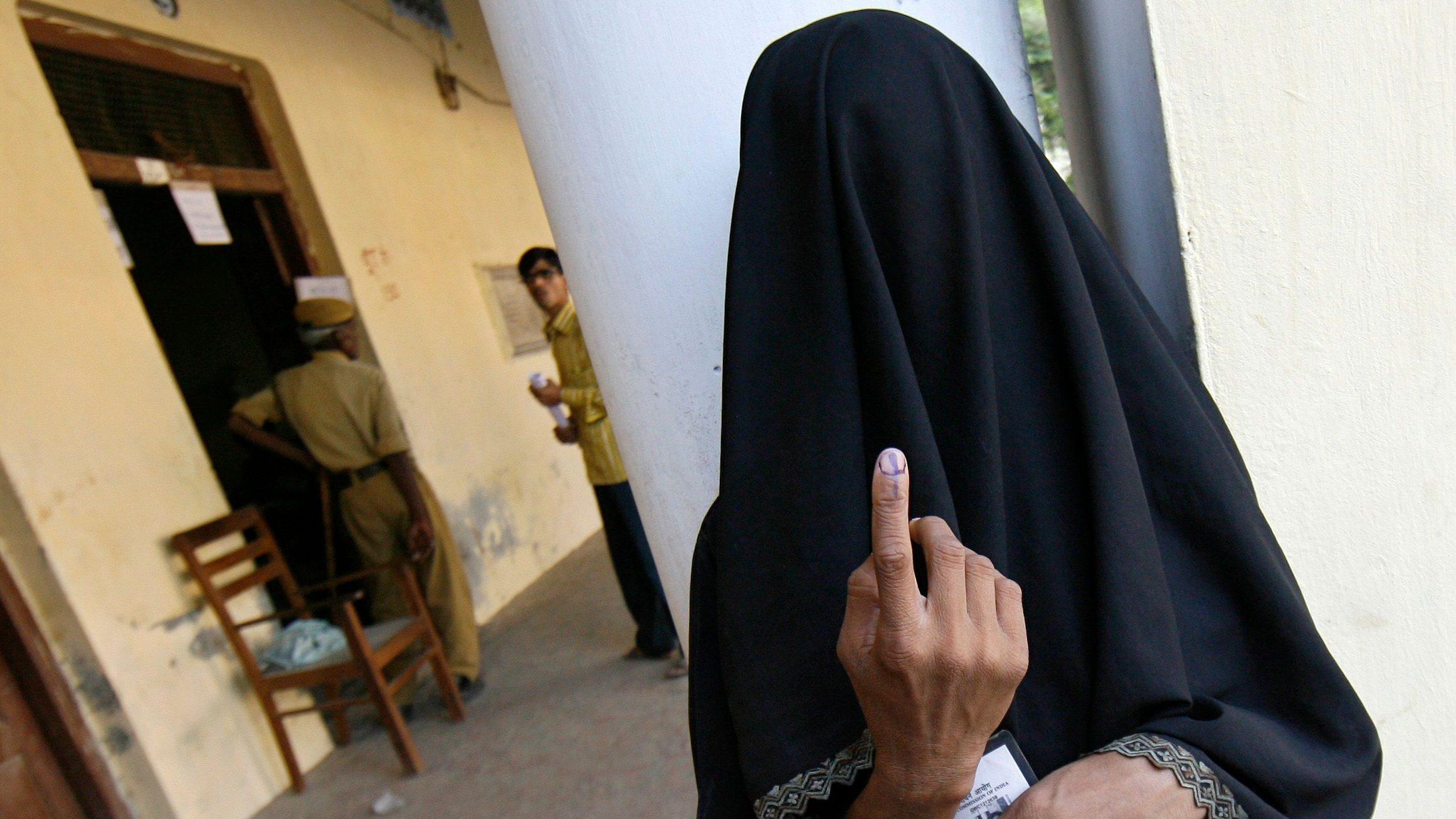 India-elections-voting-politics
