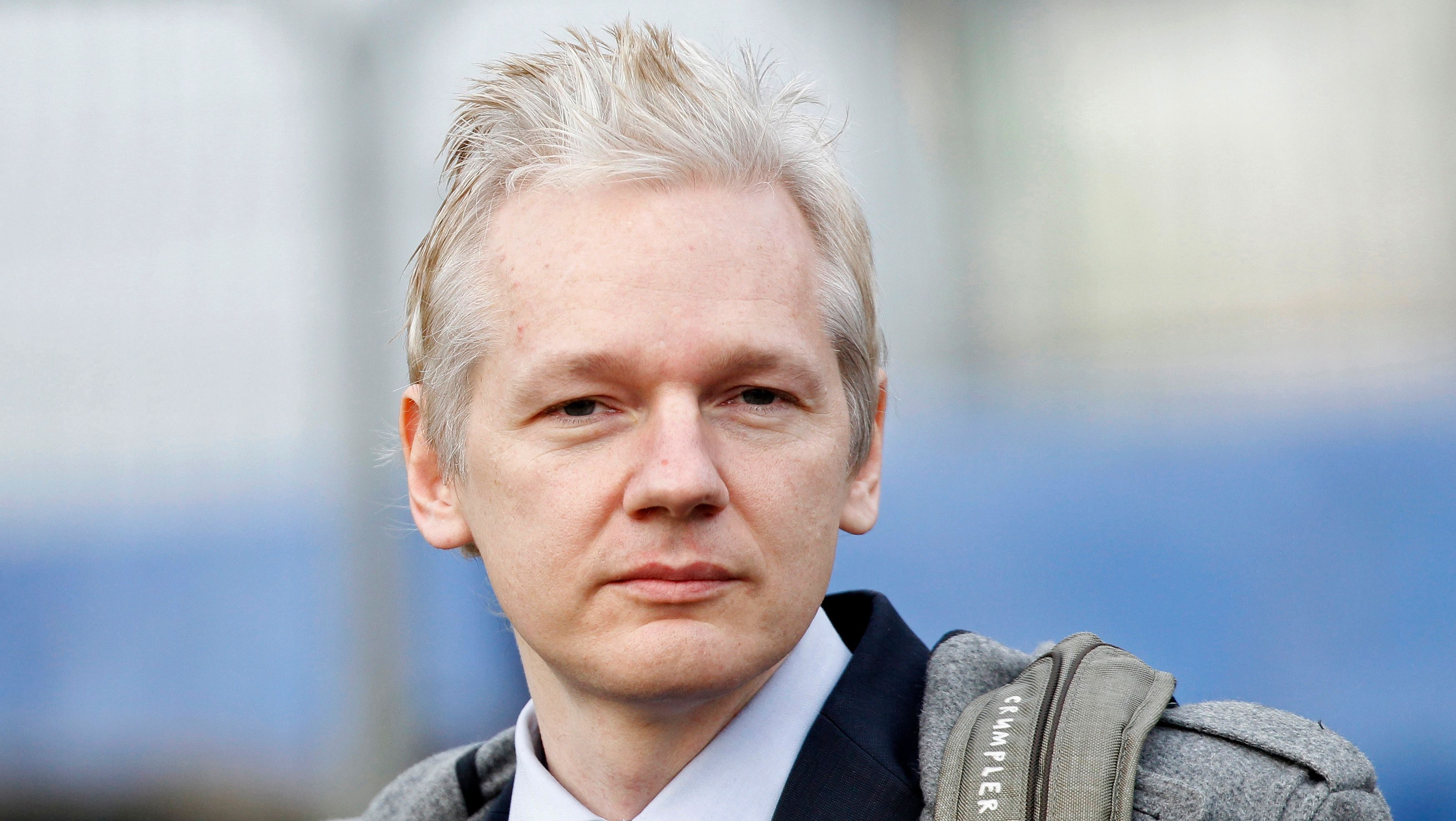 The Kenyan roots of Julian Assange's WikiLeaks