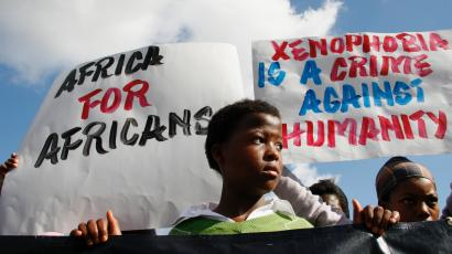 Xenophobic attacks in South Africa ahead of elections