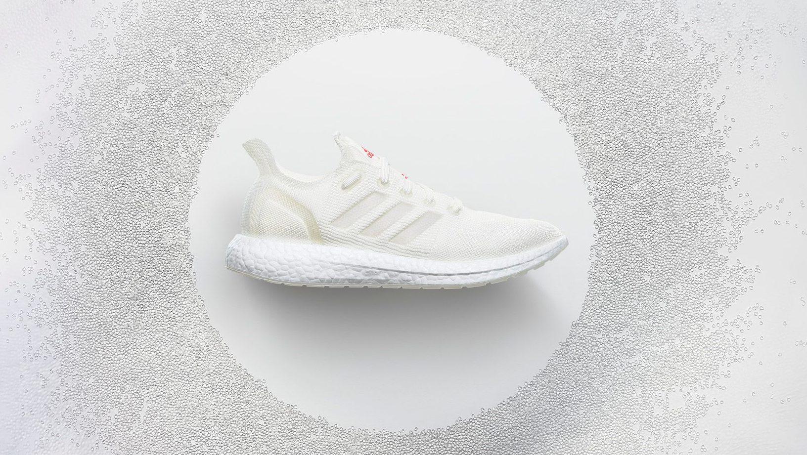 Adidas's Futurecraft.Loop is a zero-waste, sustainable sneaker