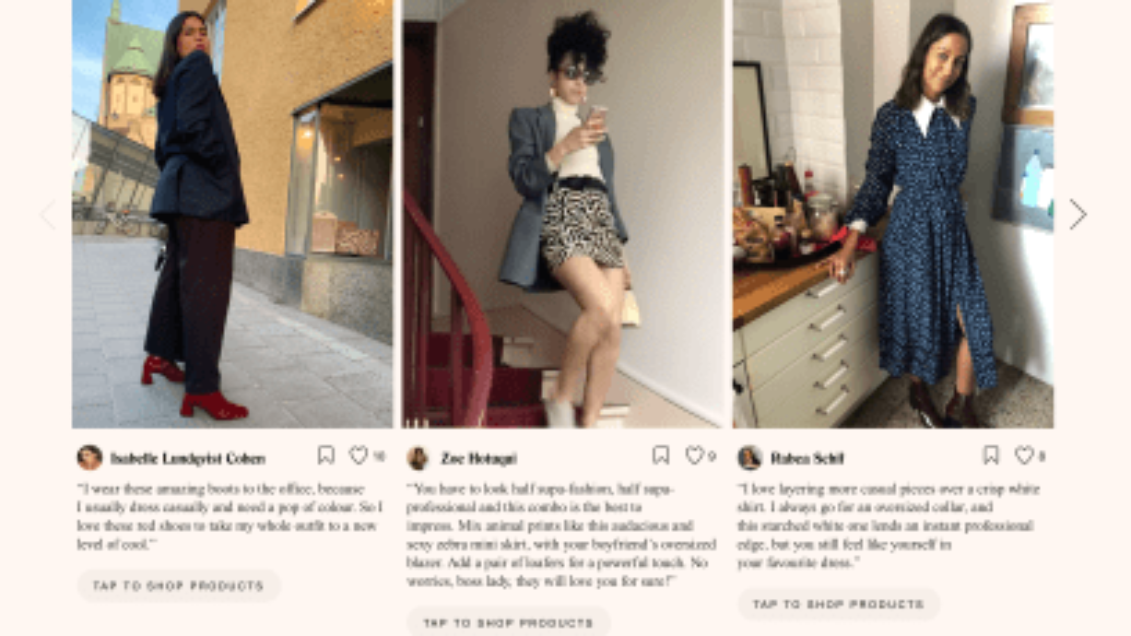 724672a8d4b4d H&M launches Itsapark, an Instagram-influencer-style shopping ...