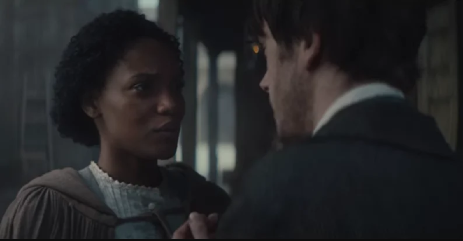 Ancestry.com TV ad romanticizes a slavery-era interracial couple