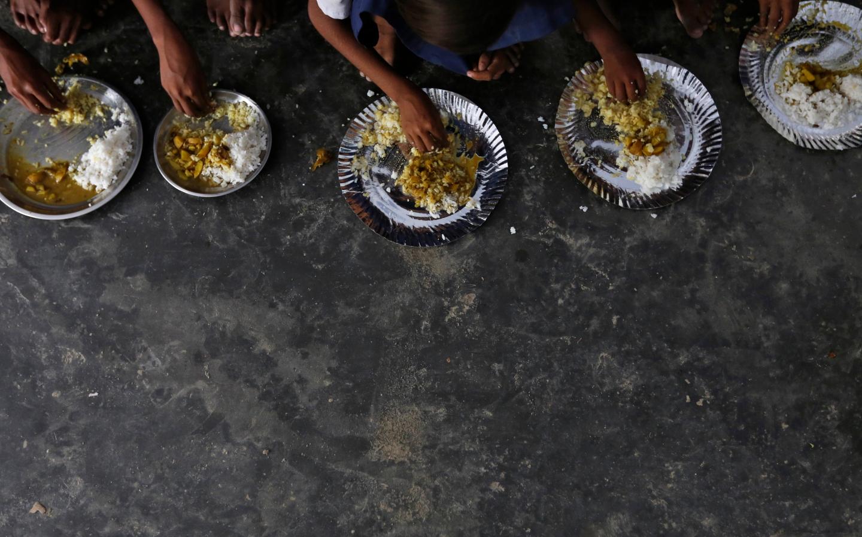 India-Economy-Welfare