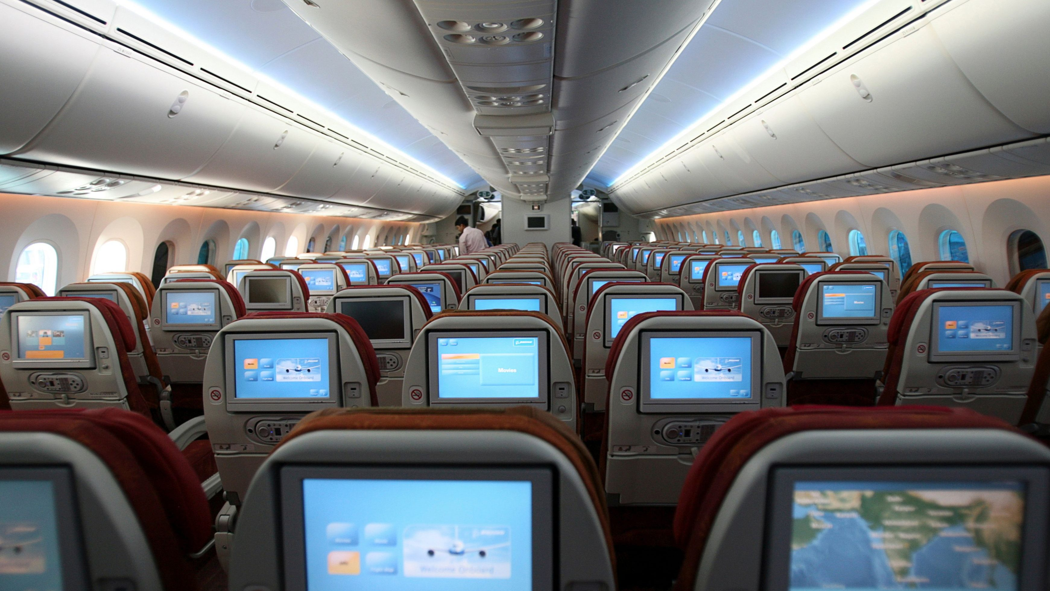 Delta cutting seat recline on domestic flights