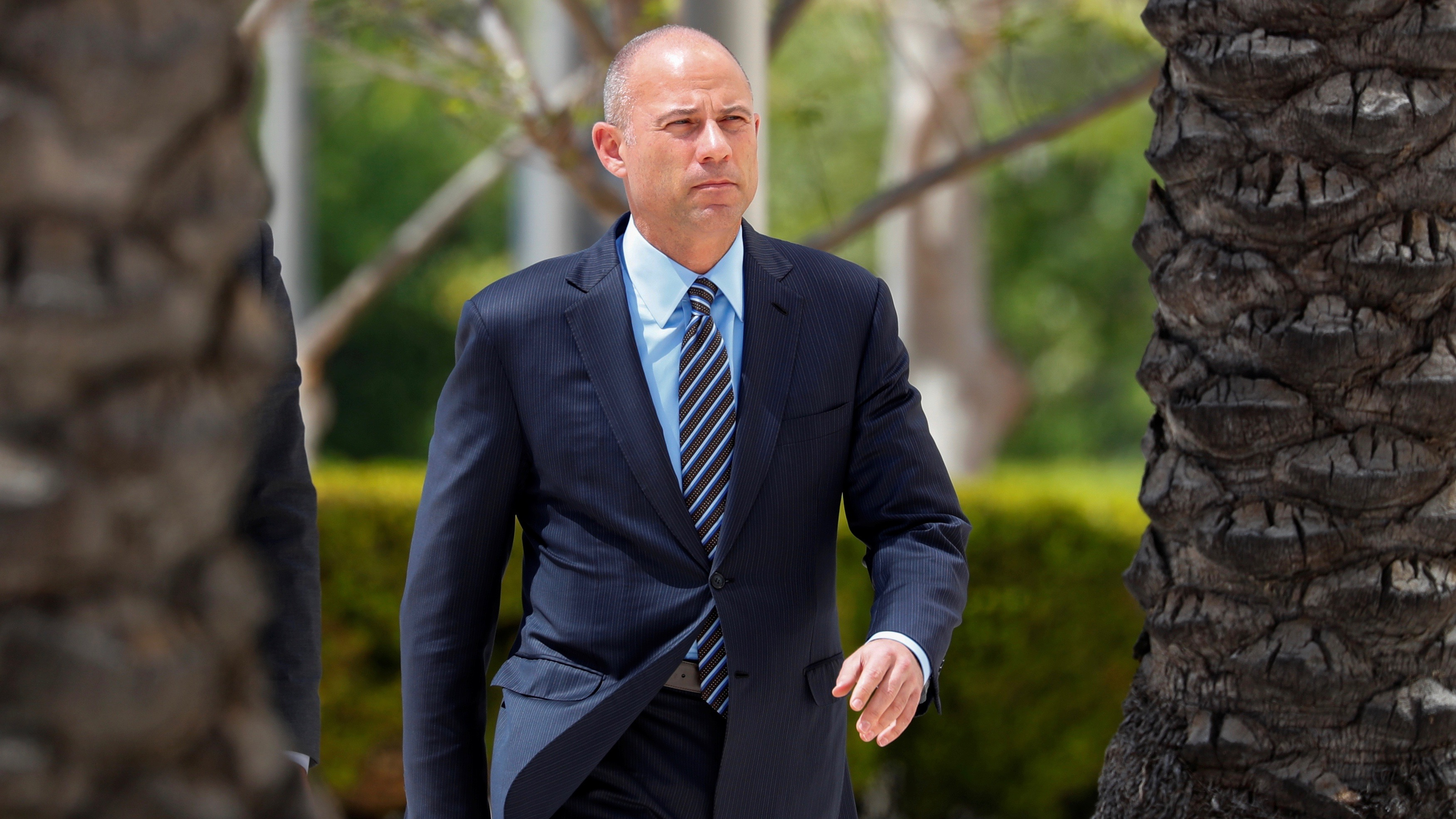Things are looking grim for Michael Avenatti.