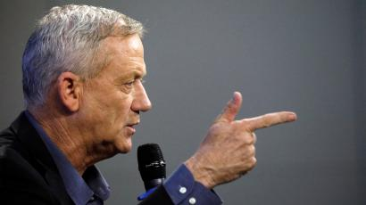 Benny Gantz, leader of Blue and White party, wants to return to the negotiating table.