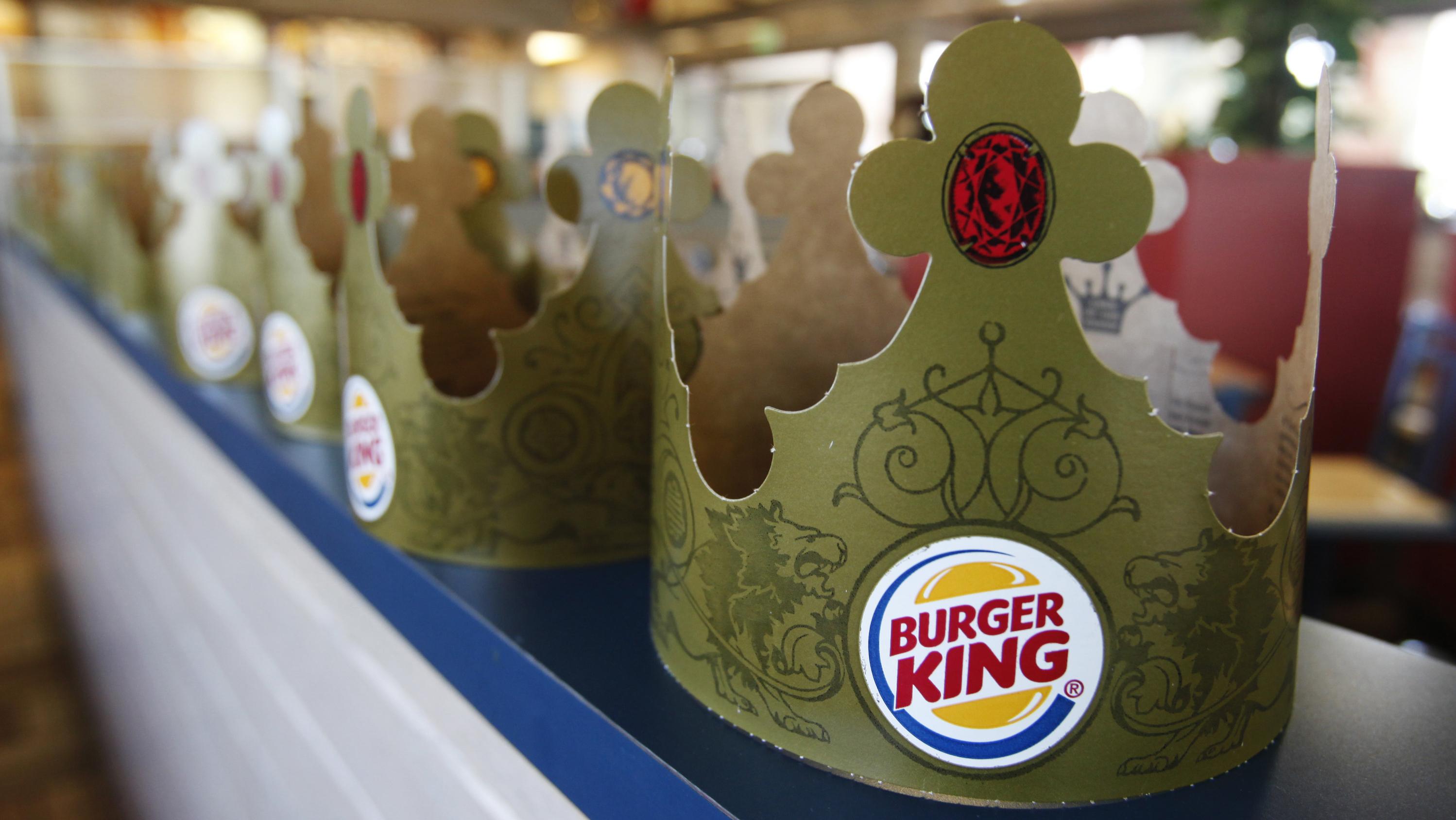 burger king crowns