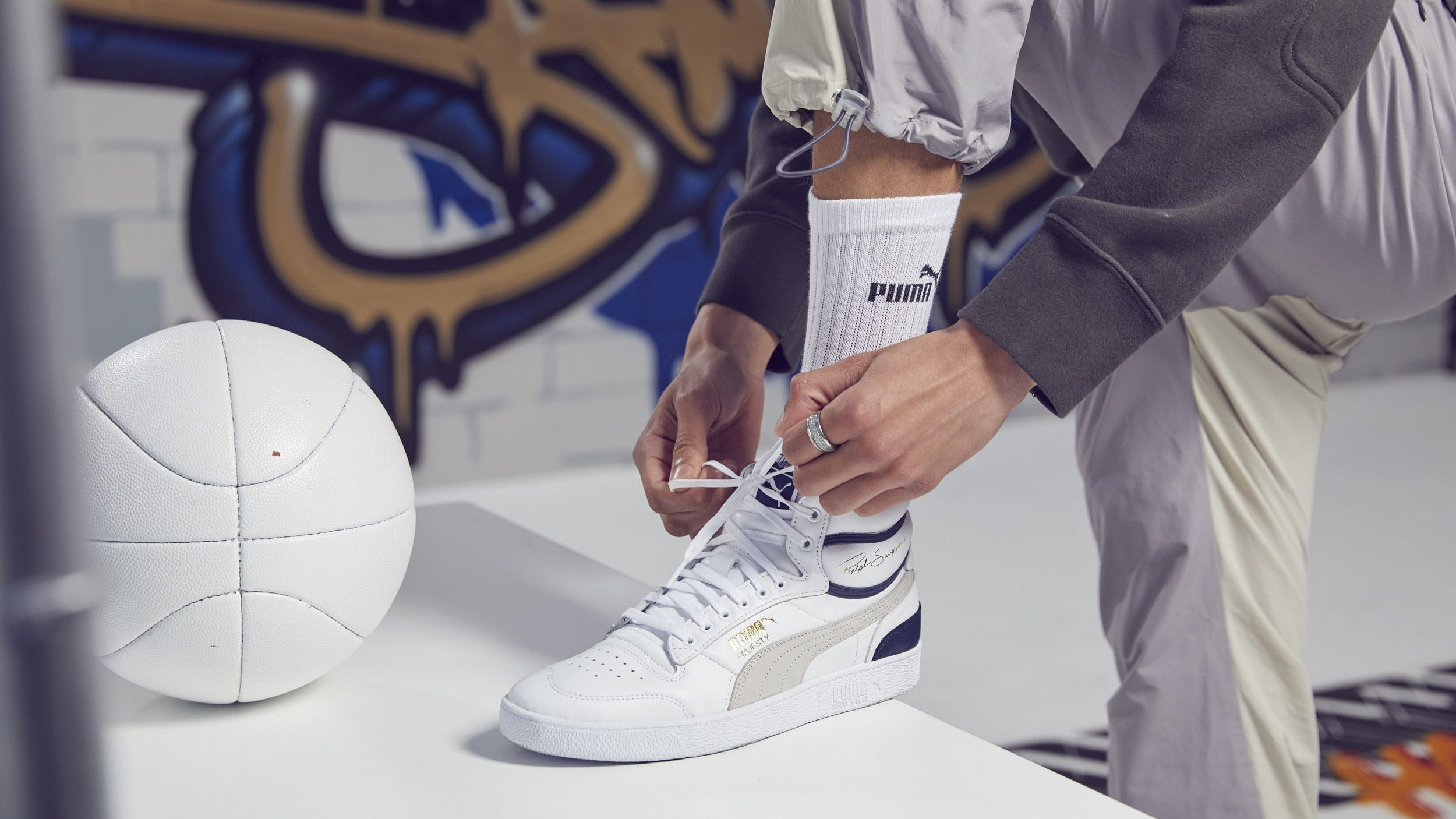 the best attitude 0679e a9e33 Puma's basketball push is about brand revival, not just ...