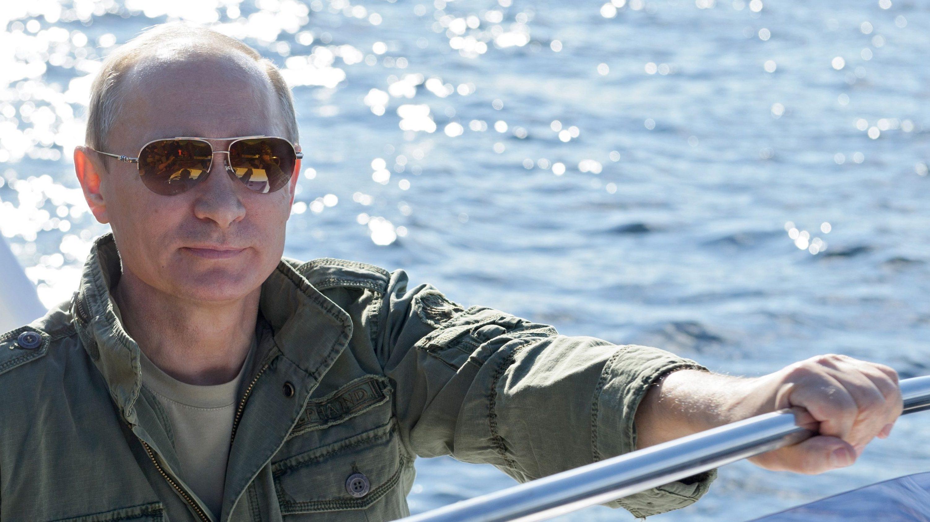 Vladimir Putin S Official Net Worth Is Comically Modest Quartz