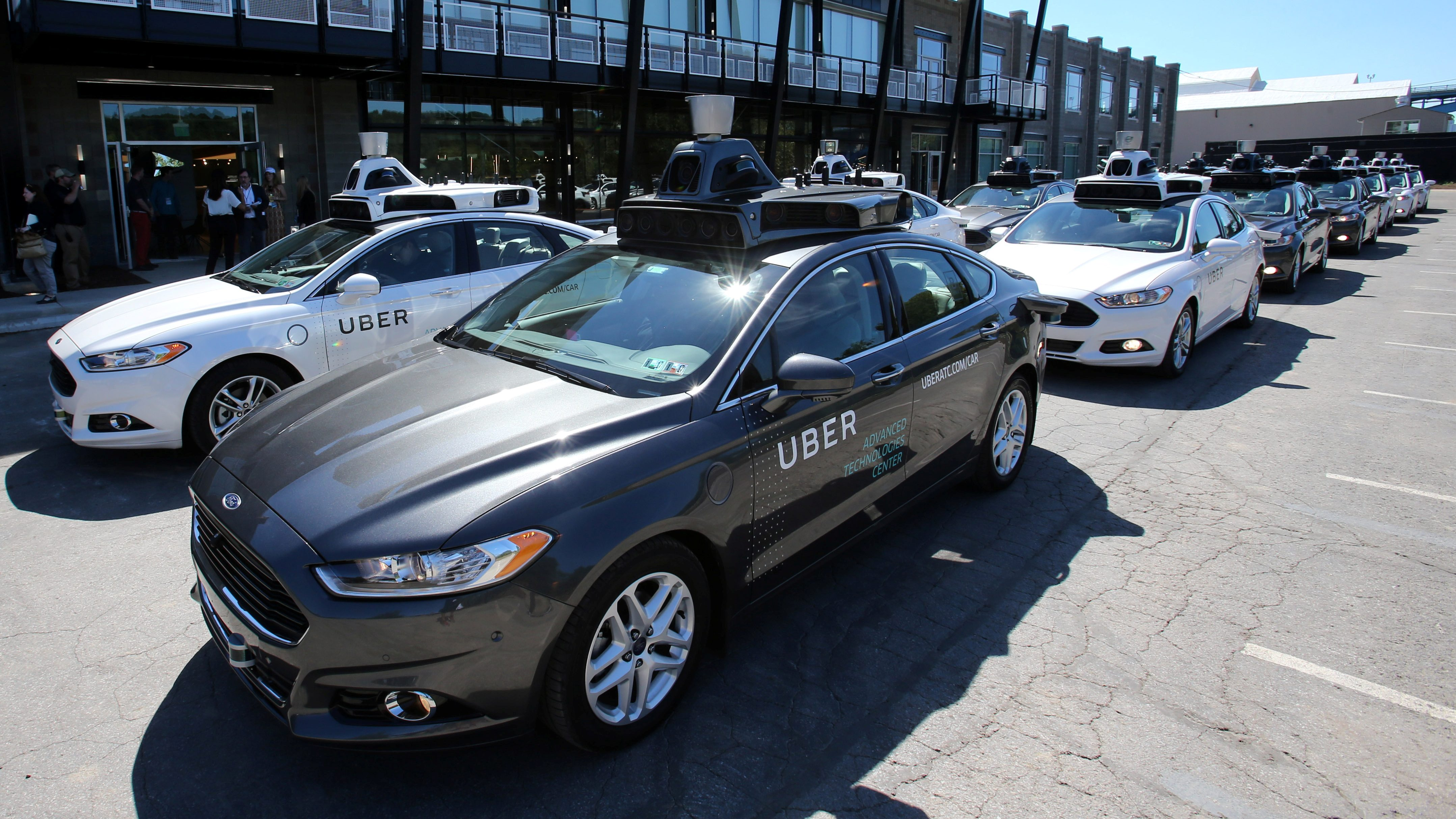 Uber secures much-needed $1 billion investment for self-driving cars