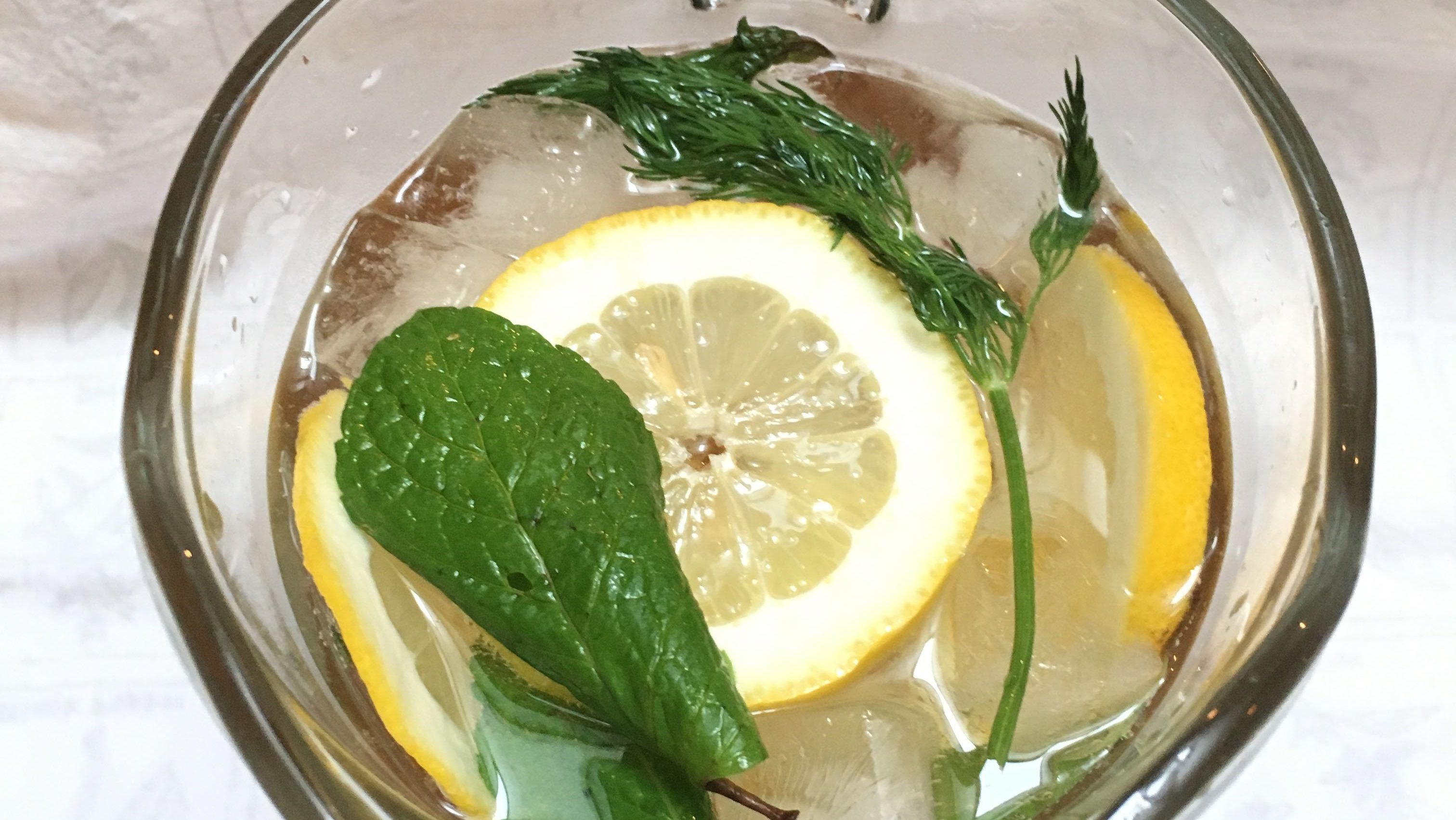 A herbal wine punch recipe for spring: Germany's maibowle