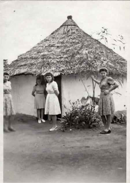 Polish refugees in Tengeru, Tanzania
