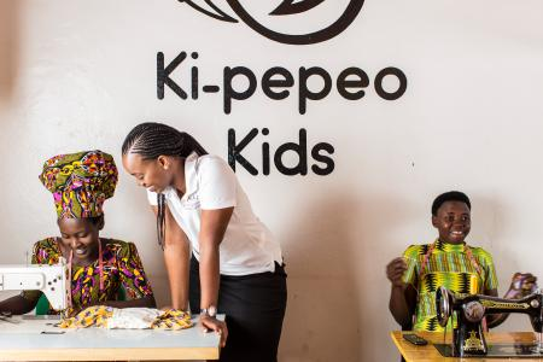Ki-pepeo Kids Priscilla Ruzibuka