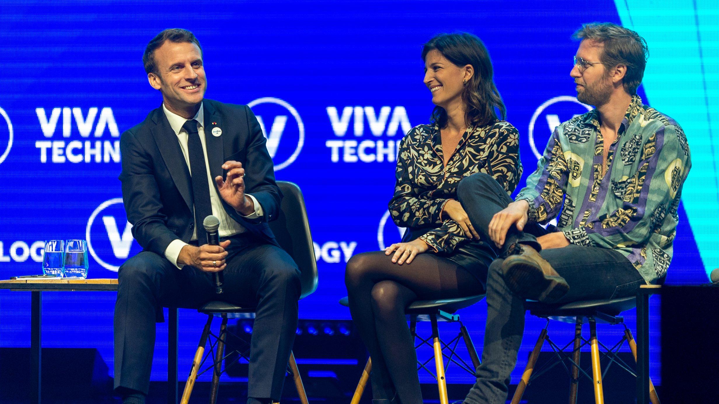 Emmanuel-Macron-Vivatech-2019
