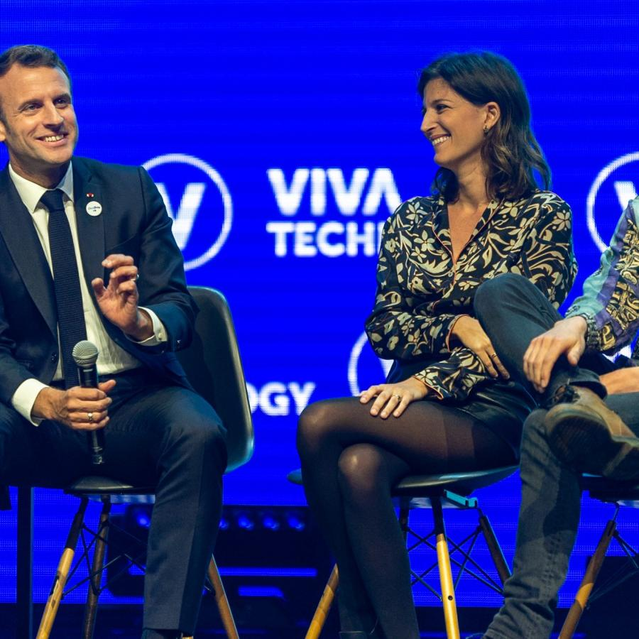 VivaTech 2019: France launches lots of tech startups, but doesn't