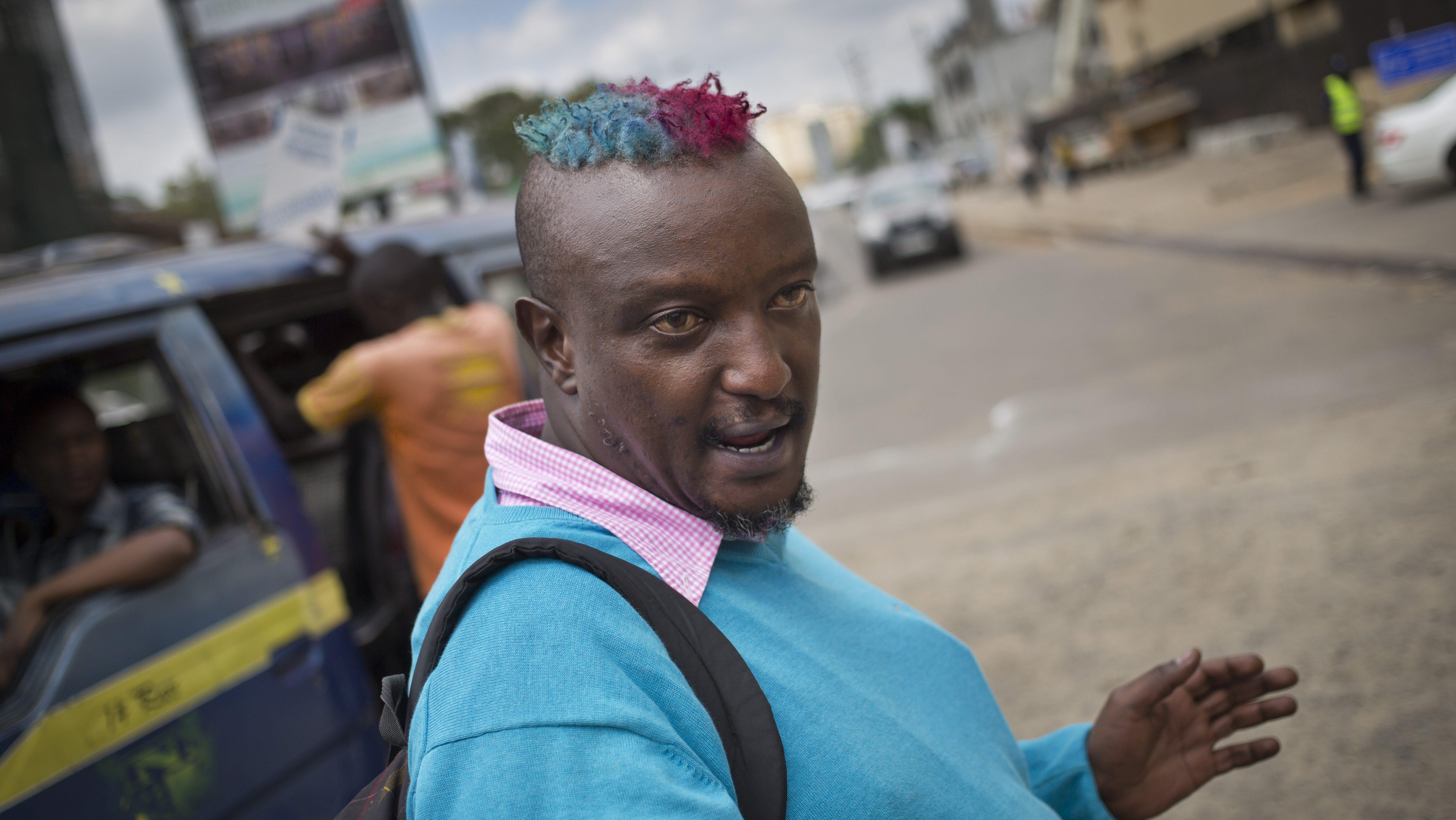 Binyavanga Wainaina dies