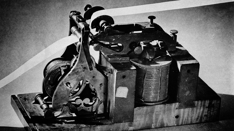 History of Telegraph 1944